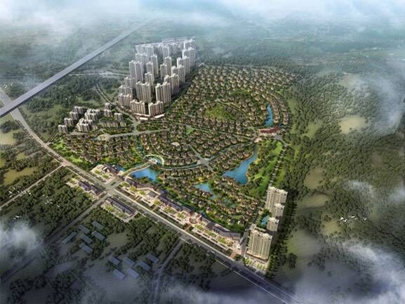 桂城南一路改造设计图